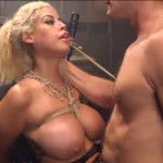 Grubo Analno BDSM Karanje