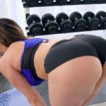 Sex u teretani sa trenerom
